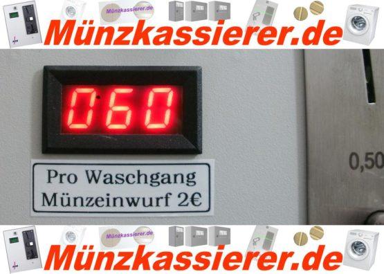 Münzautomat Zeitverkaufsautomat Wachmaschine 50Cent Einwurf-Münzkassierer.de-2
