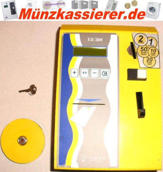Münzkassierer Münzschalter Solarium Chipkarten Gerät ITTERMANN ECO CKM-Münzkassierer.de-0
