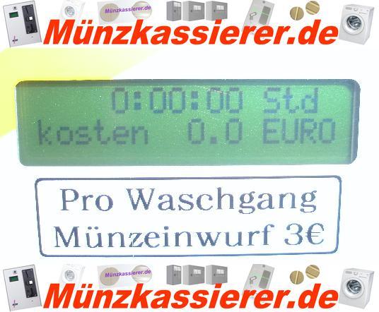 Waschmaschinen Münzkassierer mit Türöffner-Münzkassierer.de-0