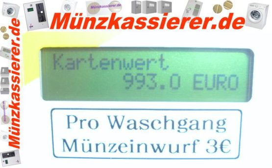 Waschmaschinen Münzkassierer mit Türöffner-Münzkassierer.de-1