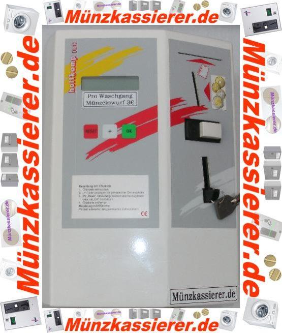 Waschmaschinen Münzkassierer mit Türöffner-Münzkassierer.de-11