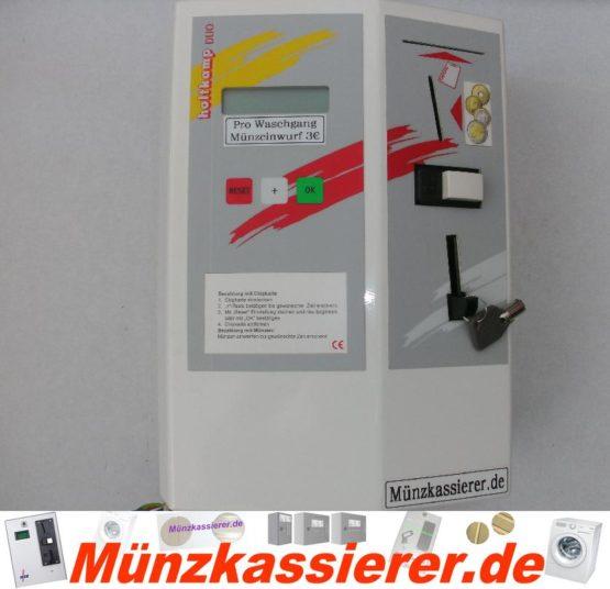 Waschmaschinen Münzkassierer mit Türöffner-Münzkassierer.de-14