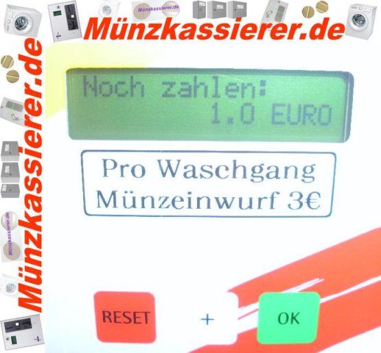 Waschmaschinen Münzkassierer mit Türöffner-Münzkassierer.de-3