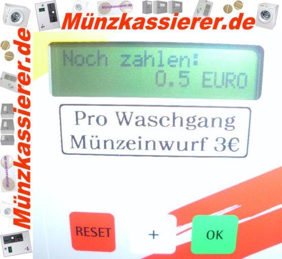 Waschmaschinen Münzkassierer mit Türöffner-Münzkassierer.de-4