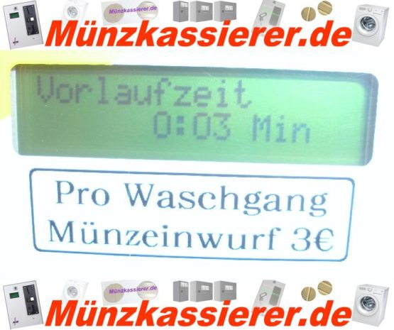 Waschmaschinen Münzkassierer mit Türöffner-Münzkassierer.de-5