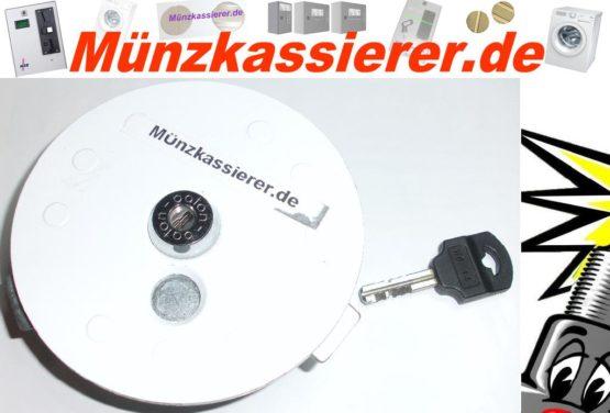 5 x Schloss Holtkamp DUO 8600XL 8600 XL gleichschliessend-Münzkassierer.de-0