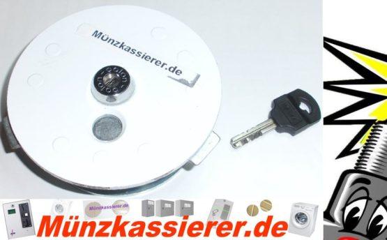 5 x Schloss Holtkamp DUO 8600XL 8600 XL gleichschliessend-Münzkassierer.de-1