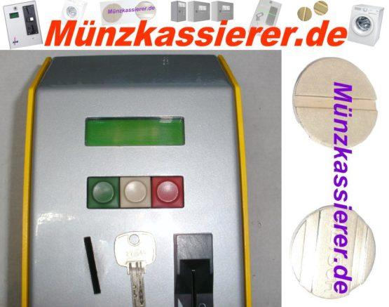 Münzer Münzautomat Münzschalter Beckmann EMS 135 EMS135 -www.münzkassierer.de-2