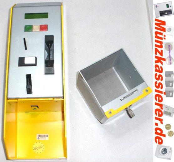 Münzer Münzautomat Münzschalter Beckmann EMS 135 EMS135 -www.münzkassierer.de-4
