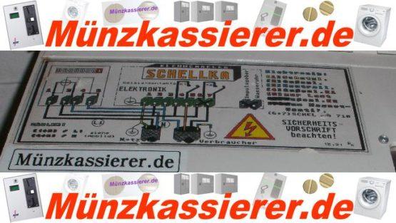 Münzkassierer Kassierautomat mit Stromzähler 230Volt-Münzkassierer.de-12