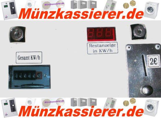 Münzkassierer Kassierautomat mit Stromzähler 230Volt-Münzkassierer.de-9