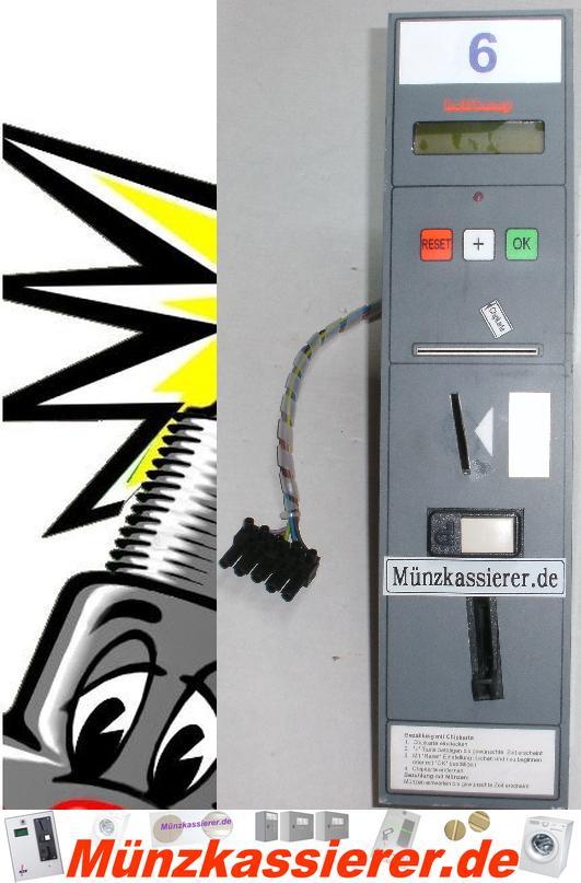 Münzkassierer Modul Waschmaschine mit Türentriegelung-Münzkassierer.de-4