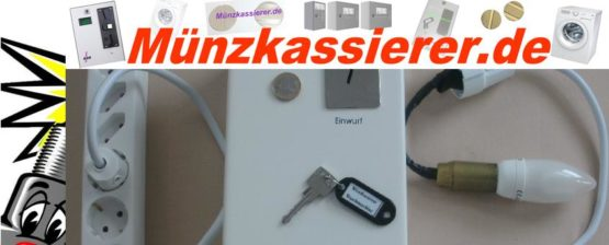 Waschmaschine Trockner Münzkassierer Münzzähler 16A-Münzkassierer.de-8