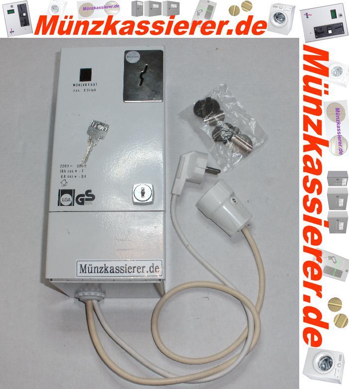 Waschmaschine Trockner Münzkassierer Münzzähler 16A-Münzkassierer.de-9