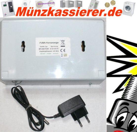 Funkanzeige für IHGE MP4100 mit Funkmodul-Münzkassierer.de-3