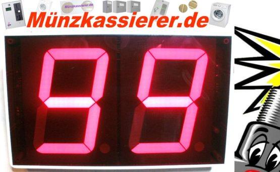 Funkanzeige für IHGE MP4100 mit Funkmodul-Münzkassierer.de-4