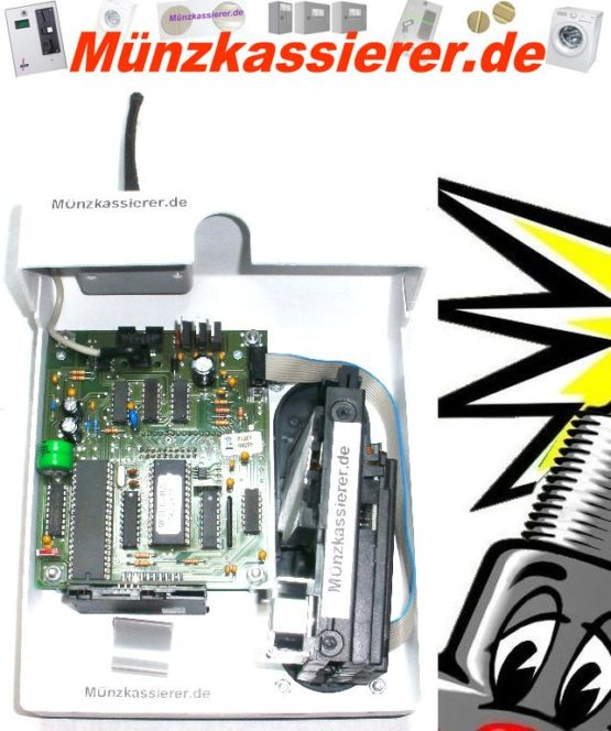 Münzkassierer IHGE MP4100-FA mit Funkmodul-Münzkassierer.de-20