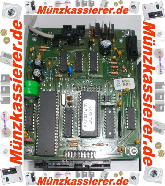 Münzkassierer IHGE MP4100-FA mit Funkmodul-Münzkassierer.de-23