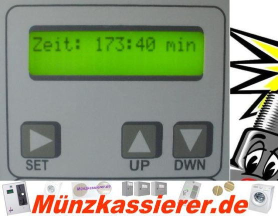 Münzkassierer IHGE MP4100-FA mit Funkmodul-Münzkassierer.de-3