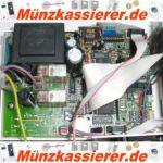 Waschmaschine Münzkassierer Chipkarten Modul mit Karten-Münzkassierer.de-2