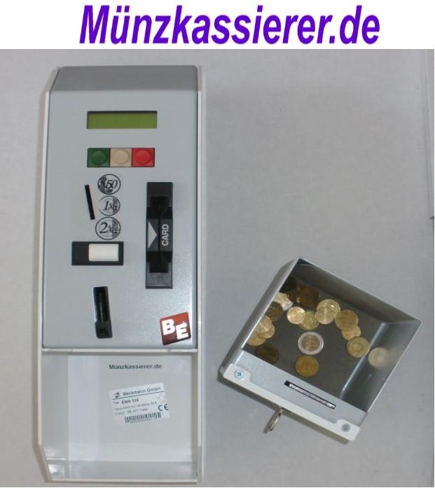 Münzautomat Waschmaschine Beckmann EMS 335 EMS335 (6)