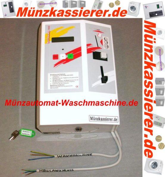 Münzautomat Waschmaschine mit Türentriegelung 230Volt - 400Volt Starkstrom (2)