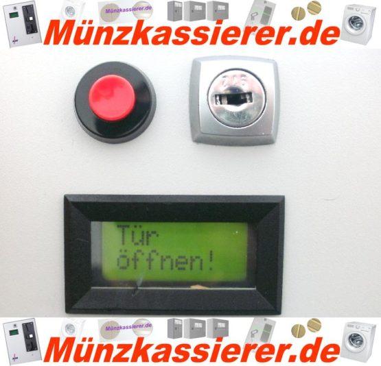 Münzzeitzähler Münzautomat Waschmaschine Türöffner Türöffnerfunktion Wertmarken (1)