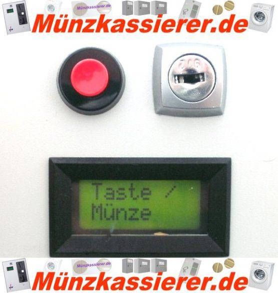 Münzzeitzähler Münzautomat Waschmaschine Türöffner Türöffnerfunktion Wertmarken (3)
