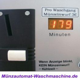 MAG EZ500 M-A-G EZ-500 Münzautomat gebraucht (4)